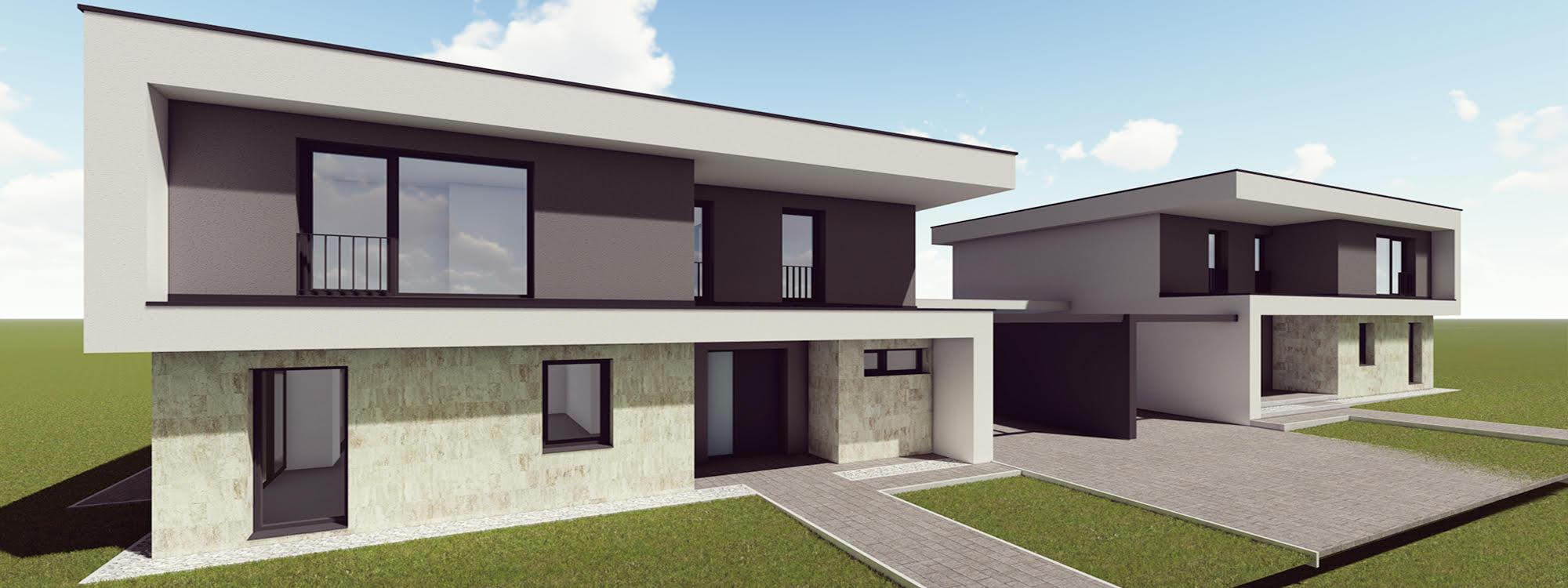 Szőlőliget Ökoparkban 140nm-es újépítésű ikerházi lakások eladók